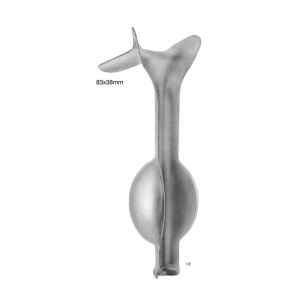 AUVARD Weighted Speculum 1.36kg