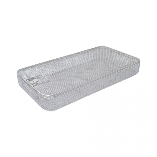 Wire Mesh basket w/fixing clamp
